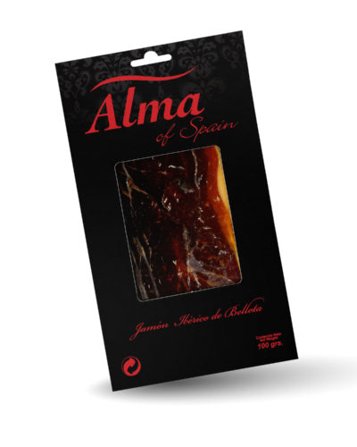 jamon iberico de bellota Alma of Spain