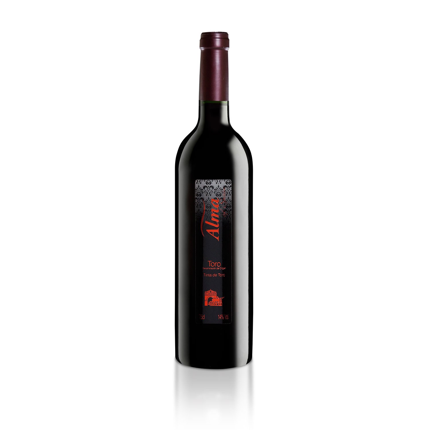 Vino Tinta de Toro 2013 de Alma of Spain