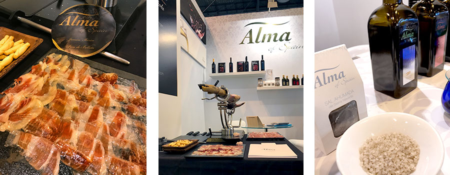 Alma of Spain en el Salon Gourmets 2017