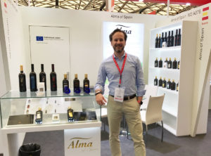 Feria SIAL Shanghai 2017 Alma of Spain